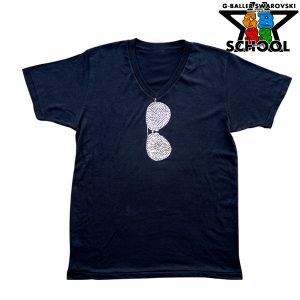 スワロティアドロップTシャツ/GBSSデコスクール/デコショップ
