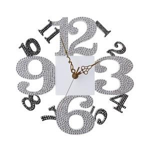 掛け時計デコ