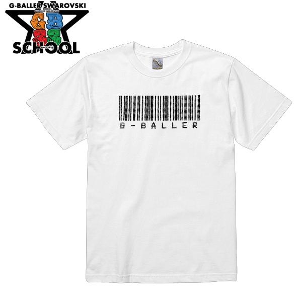 ホットフィックススワロTシャツバーコード