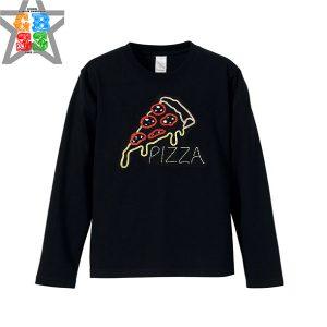 スワロTシャツ ロングピザ