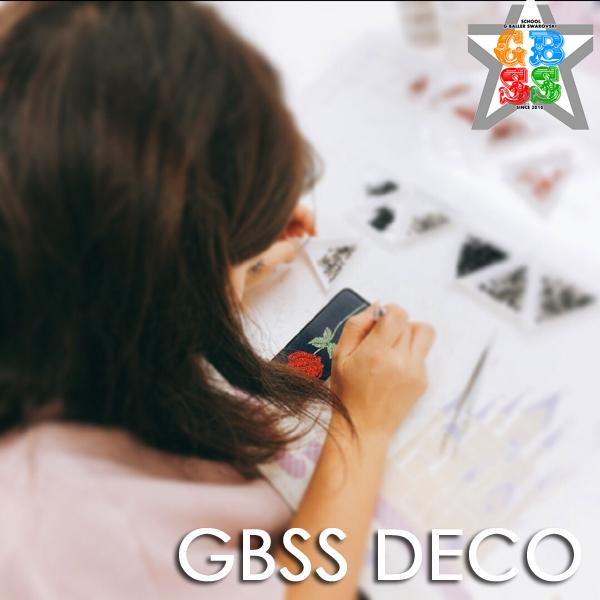 GBSSデコスクール デコ電コース