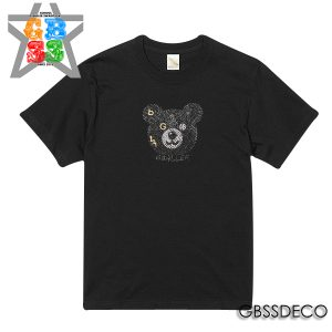 オリジナル ベアーデザイン スワロTシャツ