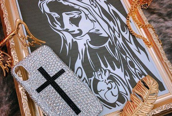 十字架デコカバー